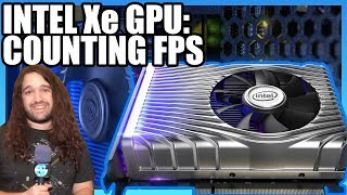 Intel DG1 Xe GPU & Our Sneaky Benchmark: Mixed First Impressions