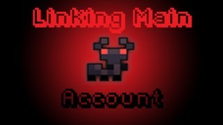 How to link your ROTMG account with a Kongregate Account