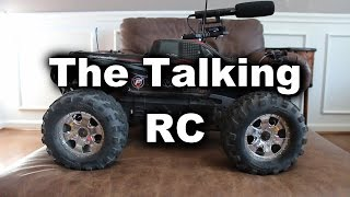 Messing With People Using a Talking RC Car