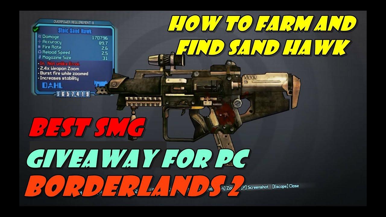 Sandhawk borderlands 2