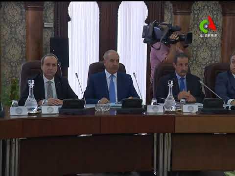 De nouvelles images d'Abdelaziz Bouteflika, 6 septembre 2017.