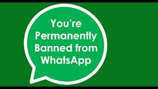 Whatsapp Ban Solution July 2018