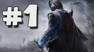 Middle Earth Shadows of Mordor - Gameplay Español - Parte 1