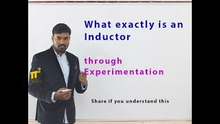 How and Why inductor does not allow sudden change in currents | PiSquare Academy