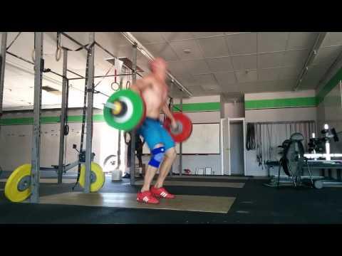 Willie McLendon 108kg Snatch 6/12/15