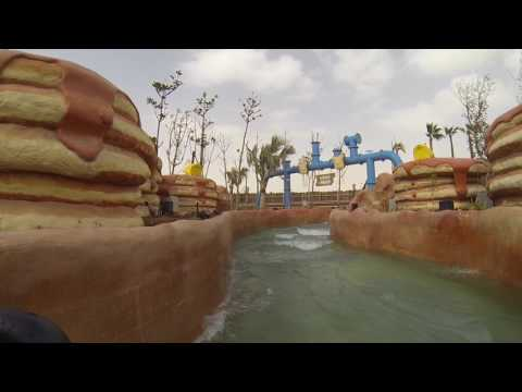 Cloudy With A Chance Of Meatballs - River Expedition