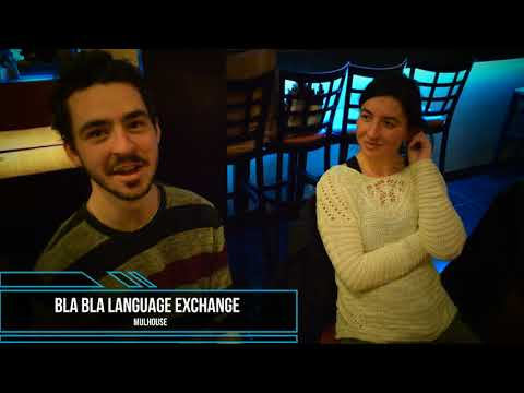 BlaBla Language Exchange - On the way 5 - Mulhouse, France