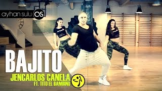 Zumba BAJITO - Jencarlos Canela FT. Tito El Bambino // by A. SULU & TwoLicious (Zumba - REGGAETON)