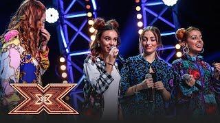 """Tiziano Ferro - """"Perdono"""". Vezi cum cântă grupul Diamonds, la X Factor!"""