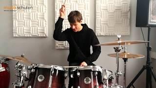 Interview mit Alex Veth - Schlagzeugunterricht