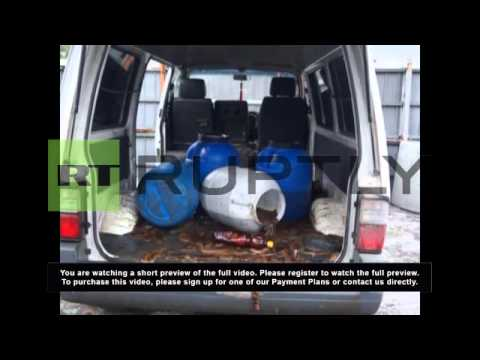 Russia: Endangered animal smugglers arrested in Russian Far East