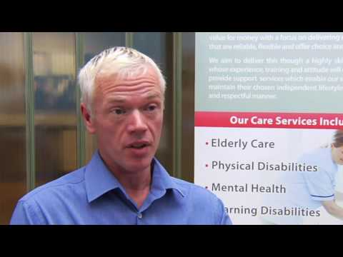 Nationwide Care Services working with Nottingham Counil on the Nottingham Jobs Pledge