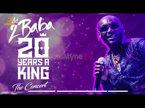 THE GLITZ AND GLAMOUR OF 2BABA LIVE IN CONCERT