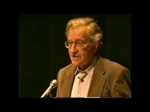 Noam Chomsky - Empiricism and Rationalism