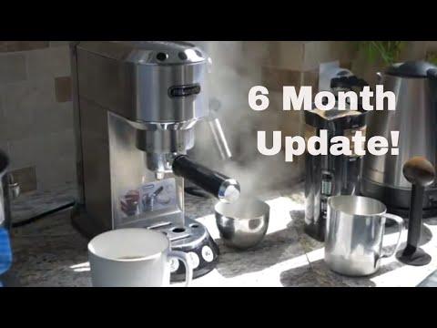 Delonghi DEDICA - Espresso Machine - Update