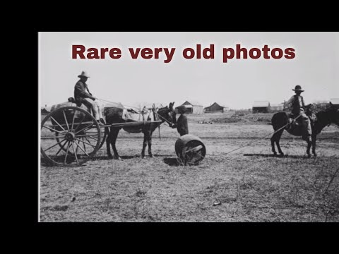 Rare Old Photos Of America That Everyone Should See!!!