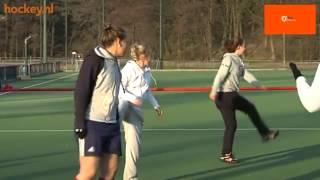 Preview  Nicky Hoeboer - wedstrijd 31/3/2012 tegen D1 Rotterdam
