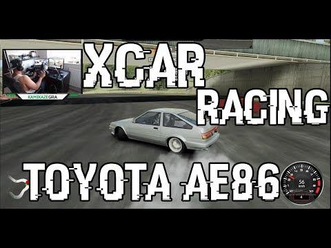 CarX Drift Racing Online - Na kierownicy!! Toyota Ae86