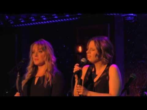 Abby Mueller & Jessie Mueller sing
