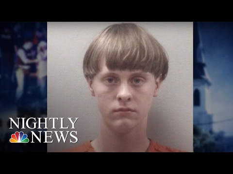 Dylann Storm Roof Arrested In Charleston Church Shooting | NBC Nightly News