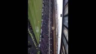 10 German bombers Rangers vs Celtic league cup semi final 2