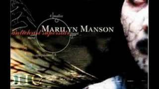 Marilyn Manson 16- Man That You Fear