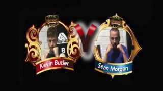 Kevin Butler v Sean Morgan Celtic Contenders