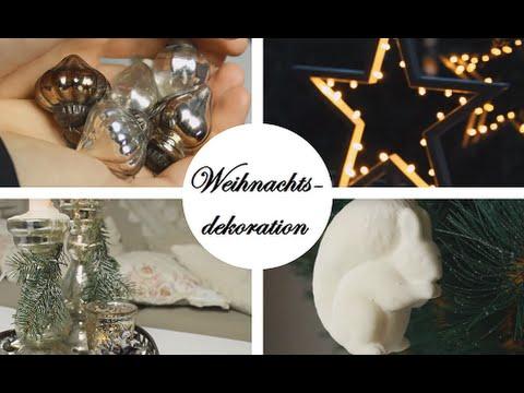 weihnachtsdeko im shabby chic dekorieren tipps diy. Black Bedroom Furniture Sets. Home Design Ideas