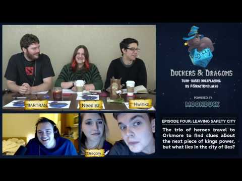 Duckers & Dragons: EPISODE FOUR w/ @ODPixel & @SheeverGaming
