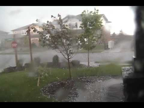 Aurora Colorado Tallyn's Reach Southlands Tornado Storm 6-7- 09