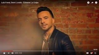 Luis Fonsi, Demi Lovato - Échame La Culpa - 0:15 - 0:24