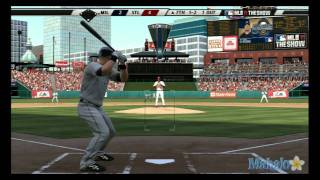 MLB 11 The Show - Milwaukee Brewers vs St Louis Cardinals at Busch Stadium - 7th Inning