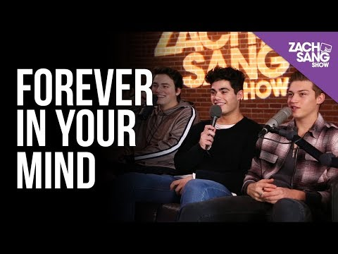 Forever in Your Mind Talks Euphoric, BTS & Nickelodeon