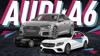 Лучше Ешки И Пятёрки/ New Audi A6 2018-2019/Дорожный Тест/Большой Тест Драйв
