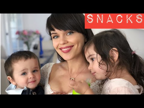 Healthy baby and toddler snacks   low sugar, high nutrition