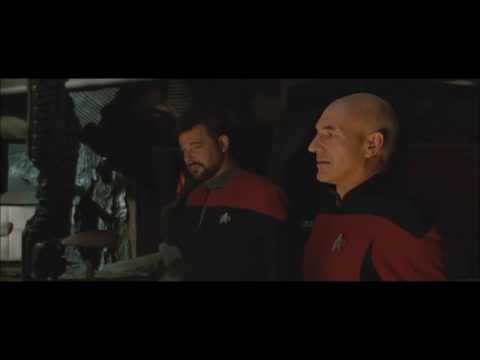 Star Trek Generations: Ending