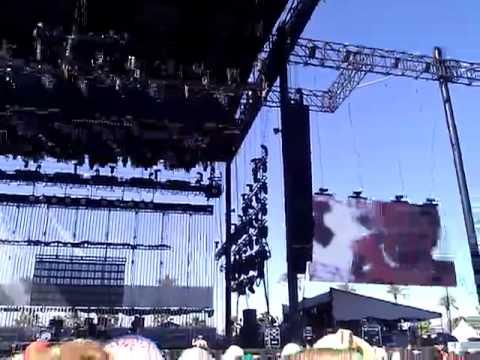 Childish Gambino Freestyle - Coachella 2012 -2nd-Weekend