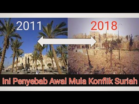 Awal Mula Terjadinya Konflik Suriah | Kabar Timur Tengah