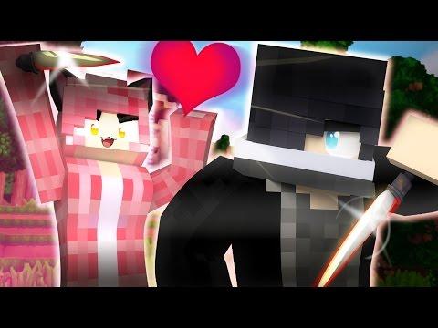 KawaiiChan's Love For Zane | Minecraft Murder