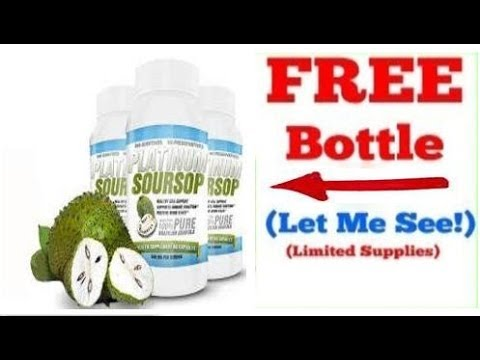Where Can I Buy Soursop? (FREE BOTTLE!)
