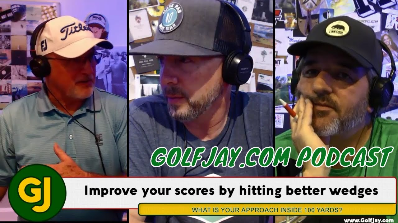 Webb Simpson cruises at The Players & better wedges inside 100 yards .::. GolfJay.com Podcast 5/14/18