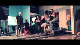 Алена Свиридова - Съемка клипа - C`est la vie