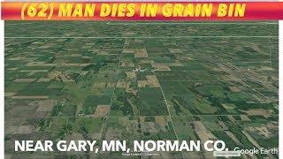 BREAKING NEWS UPDATE: Man Dies In Norman County Grain Bin Accident