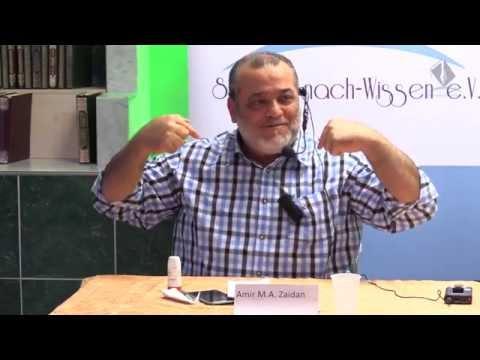 Rechte und Pflichten von Muslimen in der Westlichen Welt Teil 2