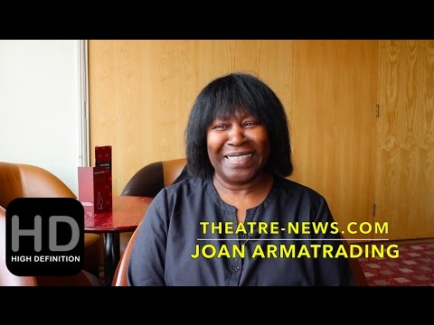 Joan Armatrading I Interview I Theatre-News.com