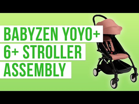 Babyzen YoYo+ 6+ Stroller Assembly | Most Popular | Comparisons | Reviews | Prices