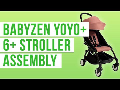 45269757a Babyzen YoYo+ 6+ Stroller Assembly | Most Popular | Comparisons ...