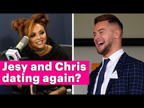 Chris Hughes Reveals The Truth About The Jesy Nelson Dating Rumours