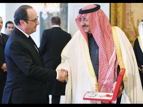 Saudi Prince Honored For 'Countering Extremism & Terrorism'