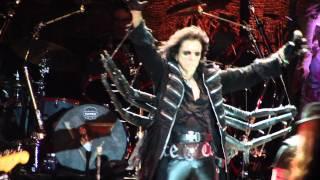 Alice Cooper Live-The Black Widow (Opening) Burlington Iowa